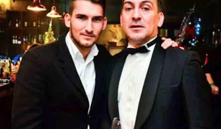 Fiul fostului fotbalist Ilie Dumitrescu a fost condamnat pentru trafic de droguri