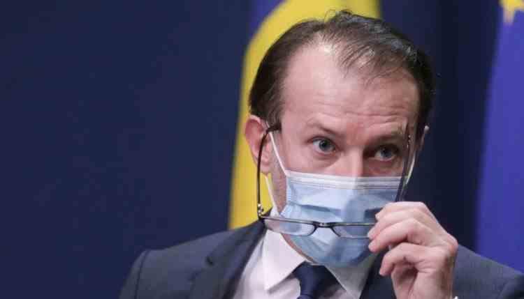 Premierul Florin Cîțu: Nu va exista o guvernare cu PSD atâta timp cât sunt eu premier sau preşedinte al PNL