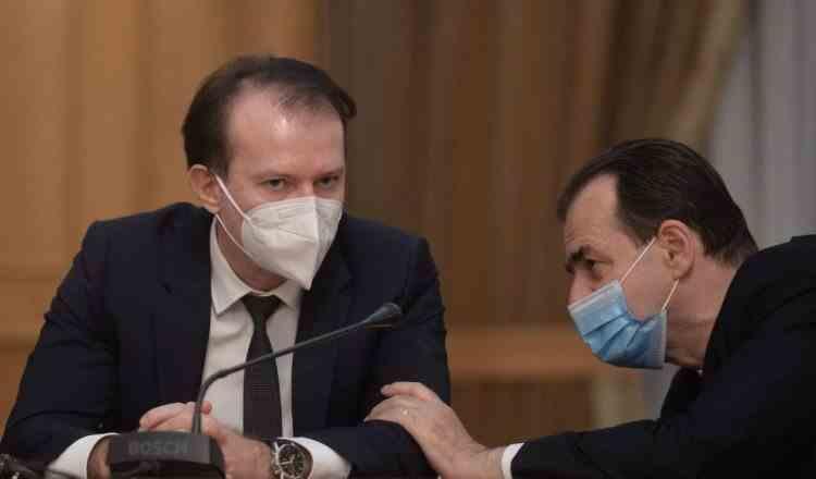 Primarii vor primi bani de la buget pentru drumuri - Anunțul premierului Cîțu și atacul său la adresa lui Ludovic Orban