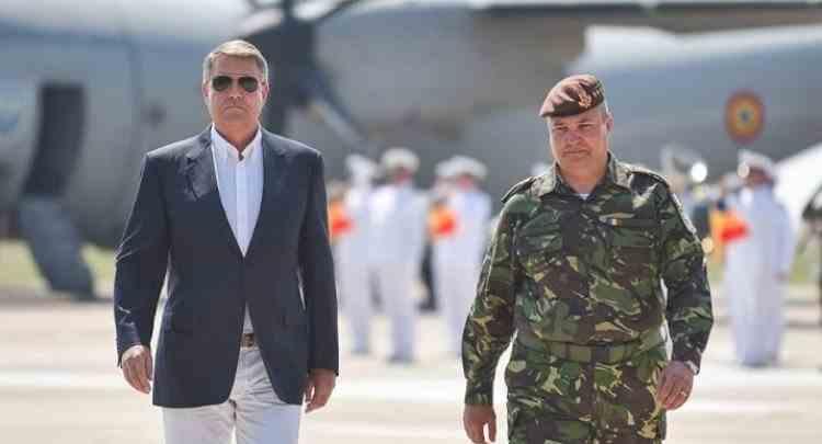 Generalul Ciucă, lăsat cu ochii în soare - Posibil ca US Army să nu mai trimită trupe în România