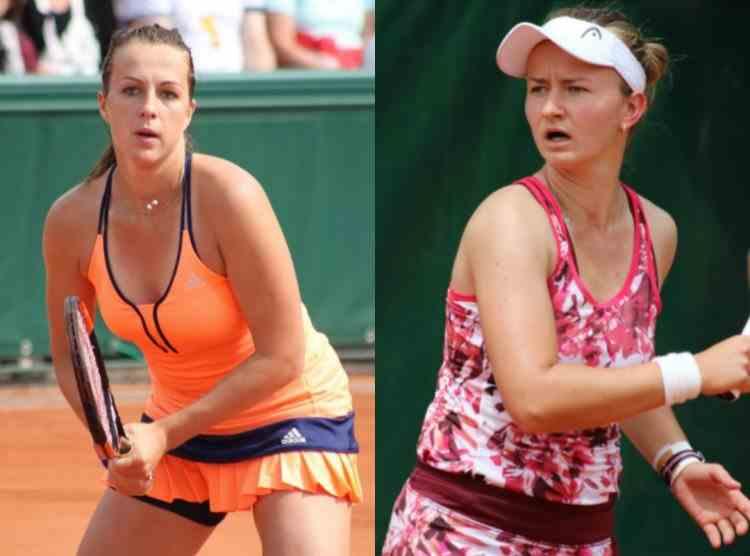 Finala feminină de la Roland Garros va fi disputată între locurile 32 şi 33 mondial