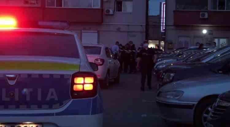 Un interlop din Galați a murit, după ce a fost înjunghiat în fața blocului