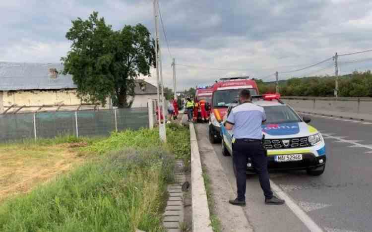 O femeie din Argeș a fost accidentată mortal de un șofer de 74 de ani