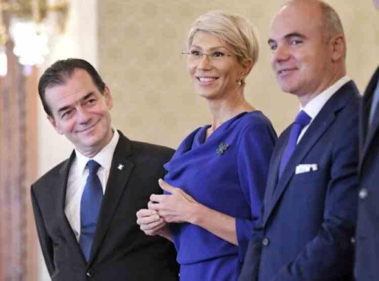 Raluca Turcan, după acuzațiile făcute de Ludovic Orban: A cedat trei ministere importante pentru funcţia lui