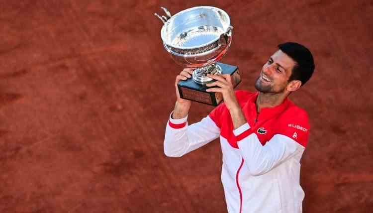 Novak Djokovici a câștigat turneul de la Roland Garros