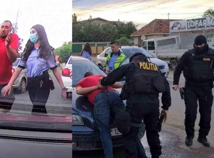 IGPR anunță verificări interne legate de felul în care au intervenit poliţiştii în cazul activistului din Buzău