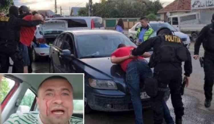 Corpul de Control al IGPR a ajuns la Poliţia Buzău - Se fac verificări cu privire la intervenția polițiștilor în cazul activistului bătut