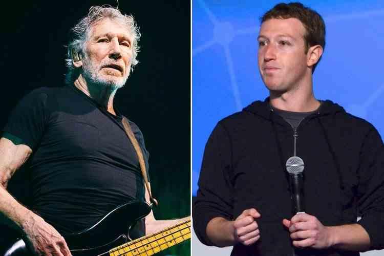 Lider al trupei Pink Floyd, despre șeful Facebook: Mark Zuckerberg este unul dintre cei mai puternici idioți din lume