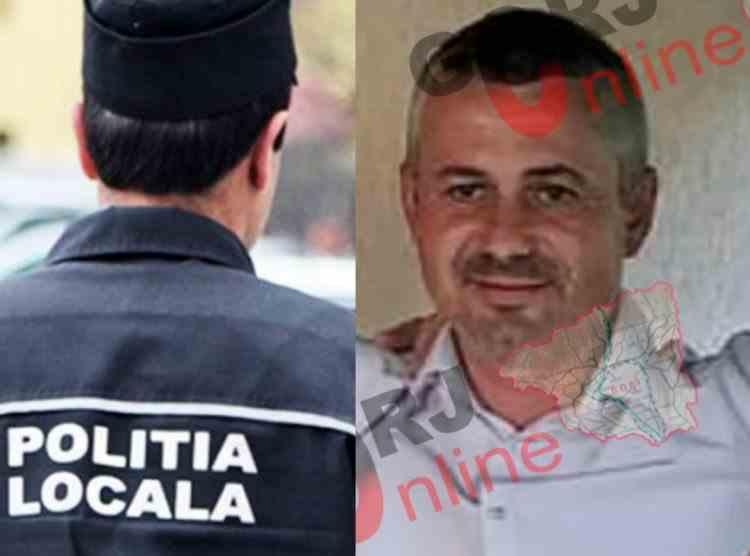 Un șef din cadrul Poliției Locale Târgu-Jiu a fost suspendat după ce a luat la bătaie, din senin, un bărbat