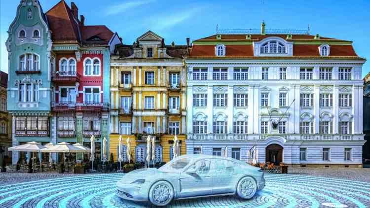 Porsche deschide la Timișoara un centru de cercetare și dezvoltare