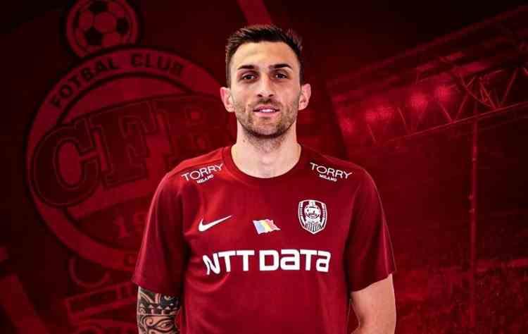 Rapid a mai renunțat la un jucător după promovarea în Liga 1