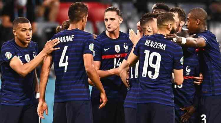 Franța - Germania 1-0