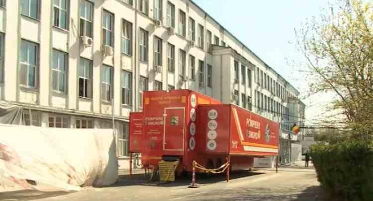 Doi angajați ai Spitalului Victor Babeș au fost retinuți în urma tragediei în care trei pacienți au ars de vii