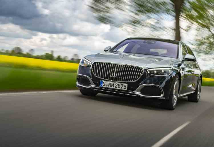 Mercedes-Maybach S-Class 2021 a fost lansat în Europa cu motoare V8 și V12