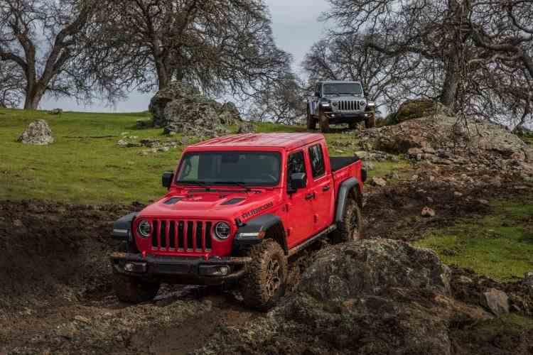 Jeep oferă parbrize din Gorilla Glass pentru modelele Wrangler și Gladiator