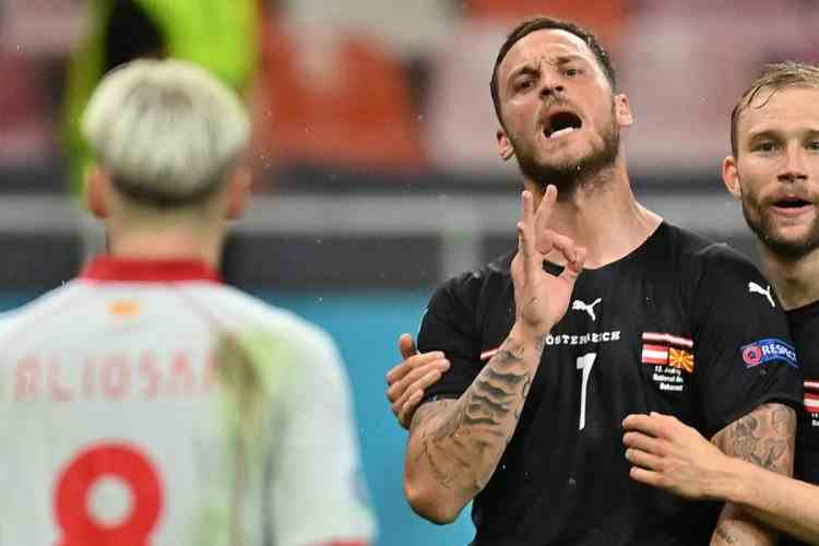 UEFA l-a suspendat pe Marko Arnautovic după gestul făcut pe Arena Națională