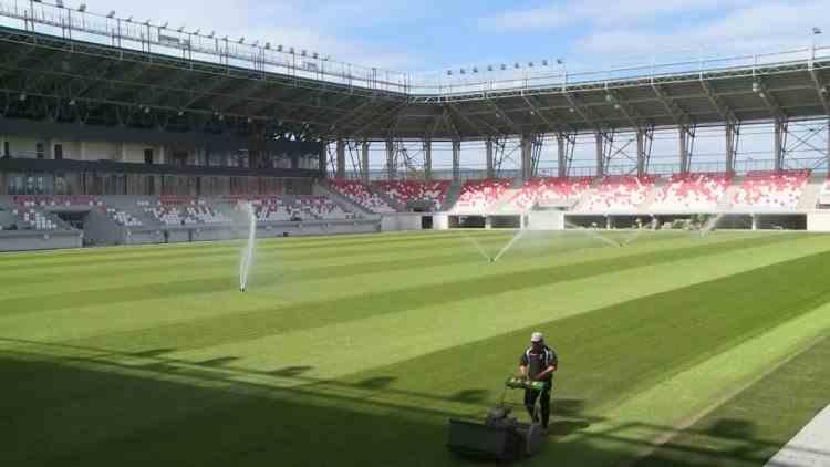Cornel Șfaițer a dezvăluit când va fi gata noua arenă din Sfântu Gheorghe