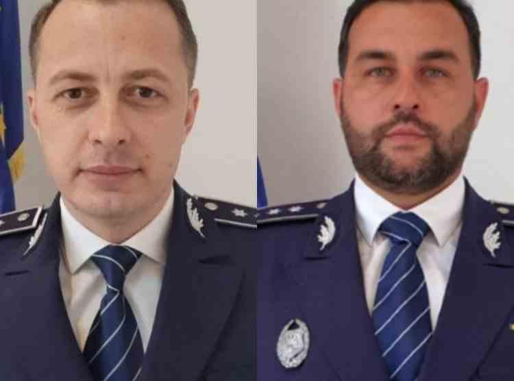 Schimbări la IPJ Olt: Adjunctul devine șeful Poliției, iar actualul șef ajunge adjunct