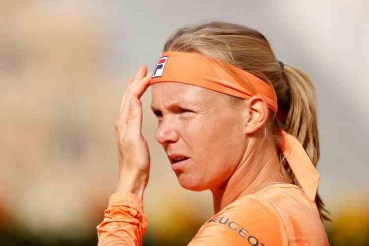 Kiki Bertens și-a anunțat retragerea din tenis