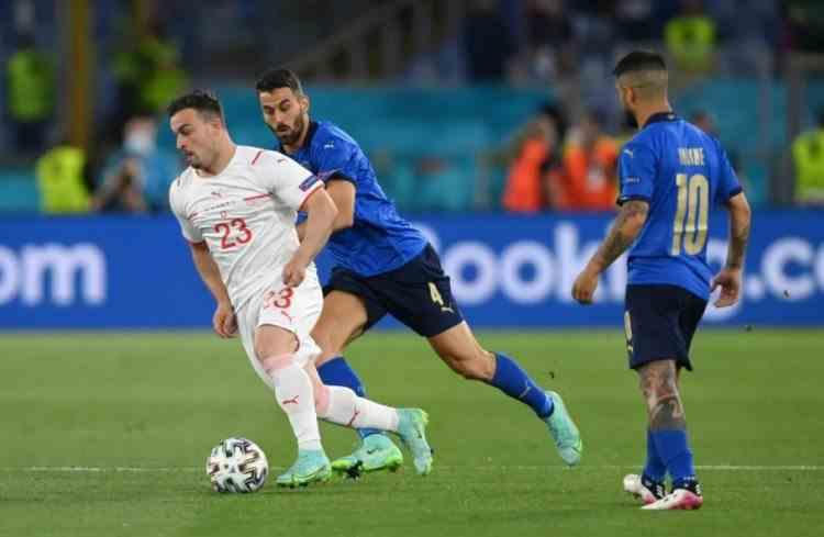 Italia - Elveția 3-0