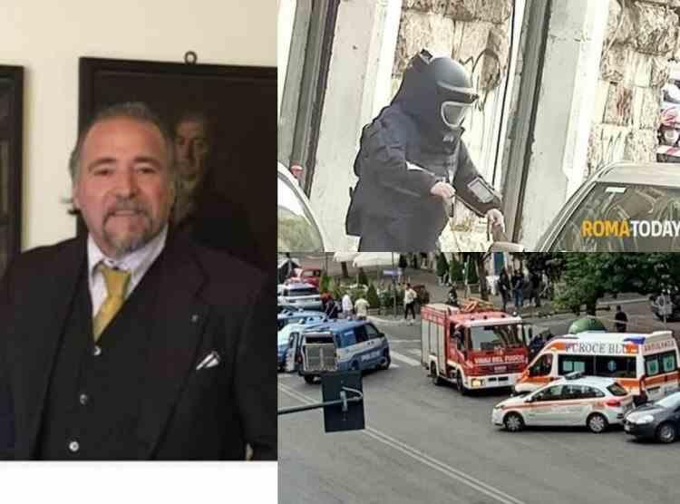 Tentativă de asasinat, la Roma: Poliţia din Italia a dezamorsat o bombă descoperită în maşina unui politician local