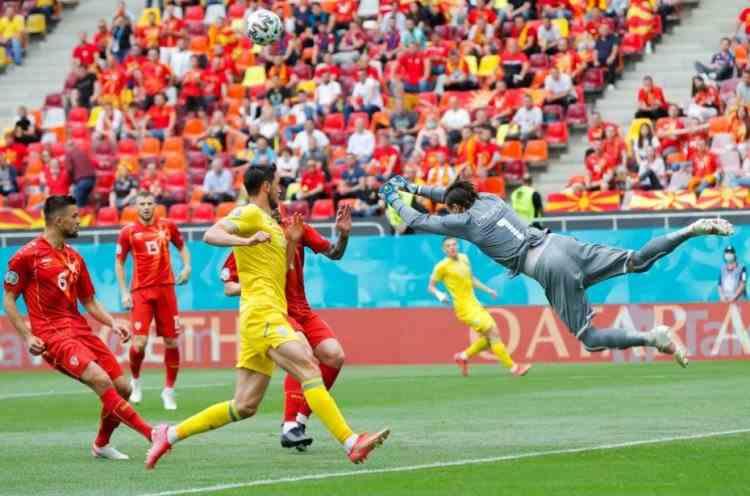 Ucraina - Macedonia de Nord 2-1