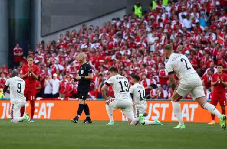 Danemarca - Belgia 1-2