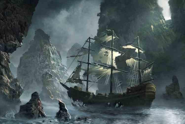 Corăbii fantomă - Cum a dispărut galionul Pilar