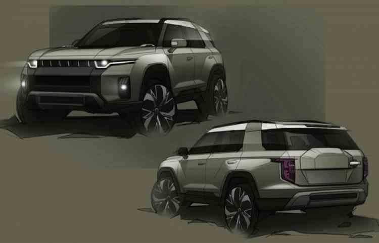 SsangYong va lansa anul acesta modelul electric Korando e-Motion