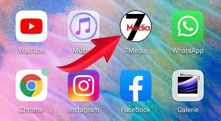 Aplicația 7Media: Instrucțiuni de instalare rapidă pentru Android și iOS