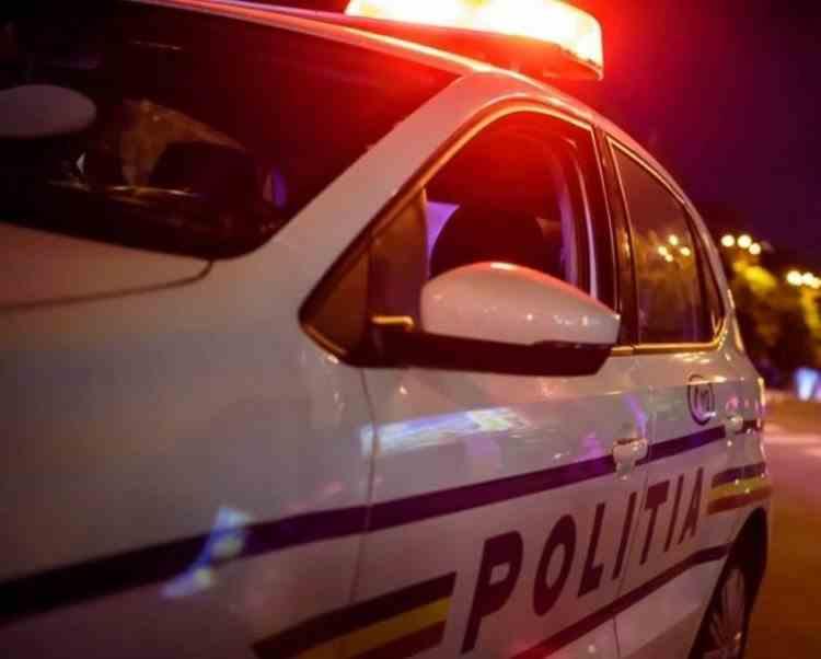 Ministrul de Interne i-a suspendat concediul de odihnă unui polițist din Cluj, cercetat disciplinar după ce a fost implicat într-un accident