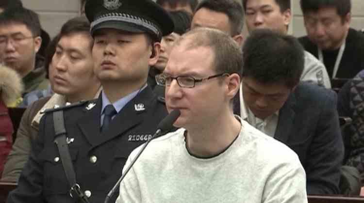 Un canadian a fost condamnat la moarte în China, pentru trafic de droguri