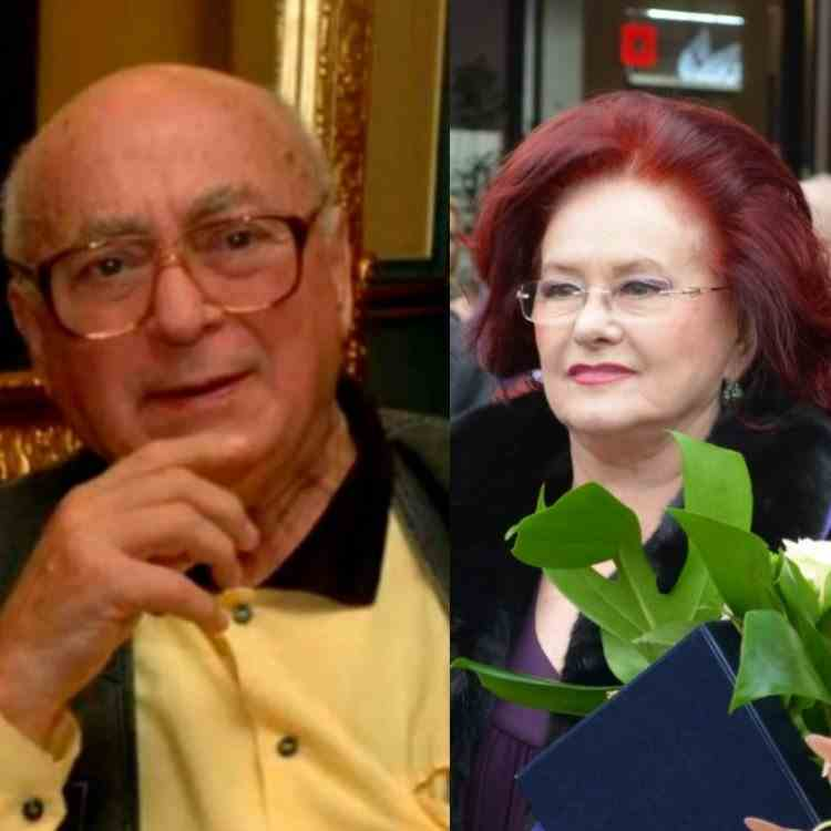 A murit regizorul Dan Puican, primul soț al actriței Stela Popescu