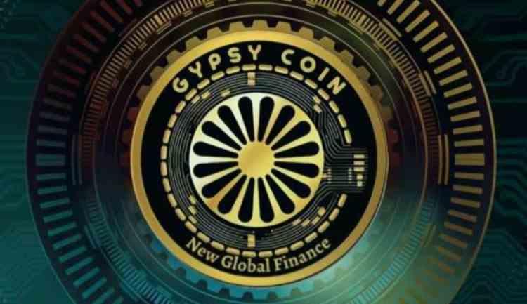Gypsycoin - Un proiect de succes pe piața criptomonedelor