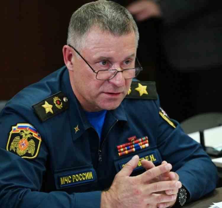 Ministrul pentru Situaţii de Urgenţă din Rusia a murit în timpul unui exerciţiu interministerial în Siberia