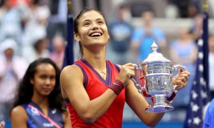Emma Răducanu a câștigat finala US Open, la doar 18 ani - Este prima campioană de Grand Slam din istorie venită din calificări