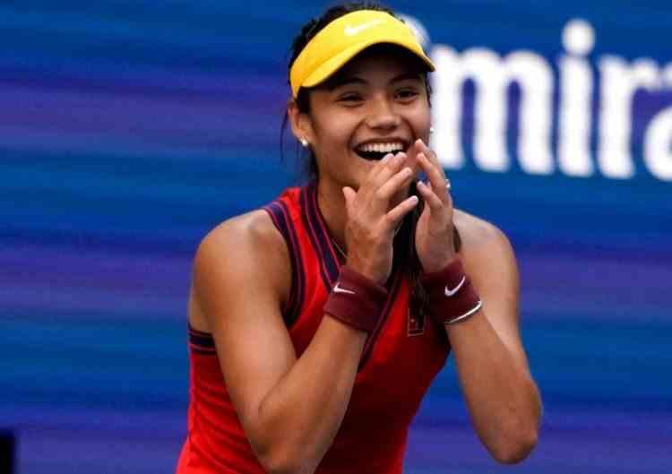 După câștigarea titlului la US Open, Emma Răducanu a urcat 127 de locuri în clasamentul WTA