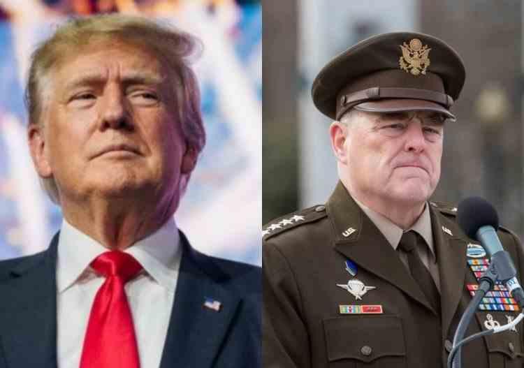 Șeful Statului Major alSUA s-a temut că Donald Trump va lansa un atac asupra Chinei sau Iranului, pentru a rămâne la putere
