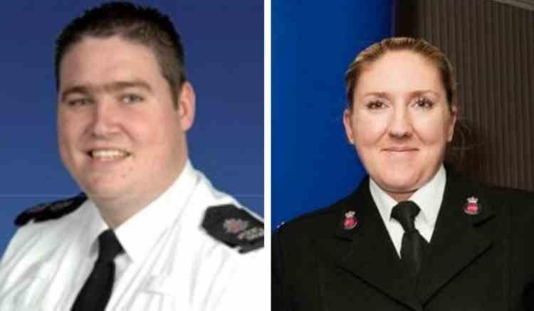 Doi polițiști din Marea Britanie au ratat mai multe intervenții, pentru că făceau sex în mașina de serviciu, în timpul programului