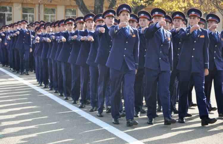 Aproape 10000 de candidați s-au înscris la examenul de admitere pentru școlile de Poliție