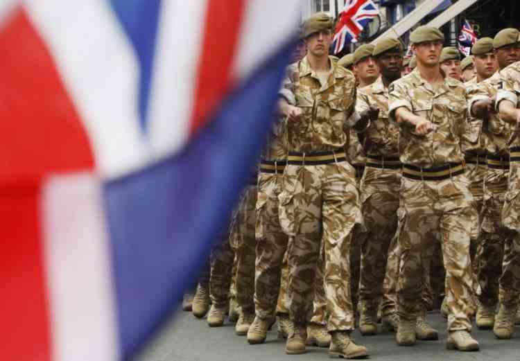 Marea Britanie ar putea apela la Armată pentru a rezolva criza acută de şoferi de camioane