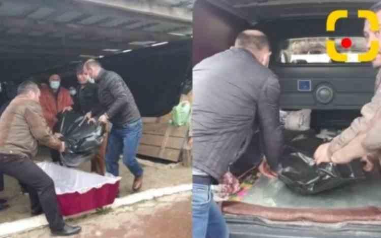 Angajații unei firme de pompe funebre au încurcat două cadavre: Au îmbrăcat un bărbat cu haine de femeie și l-au predat familiei greșite