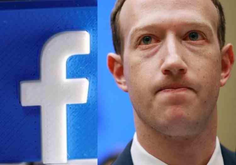 Mark Zuckerberg pierde peste 6 miliarde de dolari după pana mondială a reţelelor de socializare deţinute de Facebook