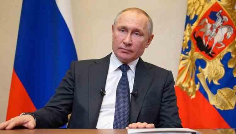 Vladimir Putin: Europa este responsabilă pentru criza gazelor naturale