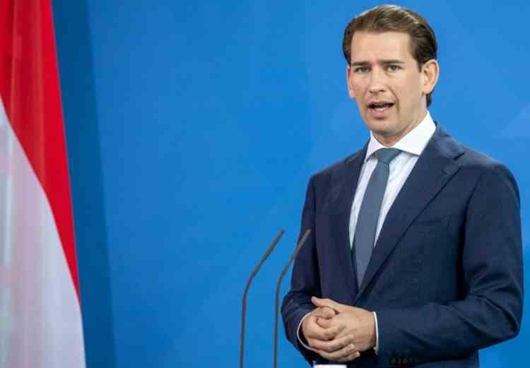 Cancelarul Austriei demisionează, după acuzațiile de corupție