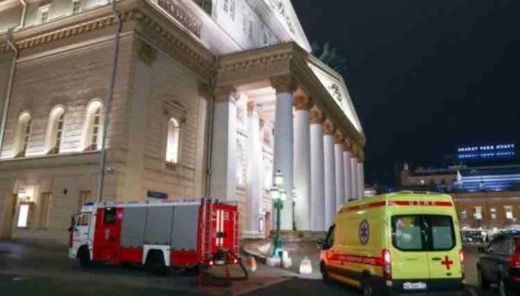 Un artist al Teatrului Bolşoi din Moscova a murit pe scenă, după ce a fost strivit de un decor