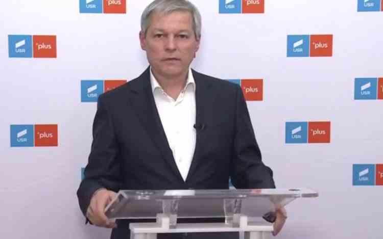 VIDEO - Dacian Cioloș: Florin Cîțu și Kelemen Hunor au spus că au nevoie de discuții în partid pentru a lua un mandat, vineri vom avea o nouă întâlnire