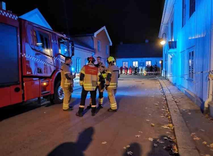 UPDATE: Mai multe persoane au murit după ce un bărbat înarmat cu un arc cu săgeţi a atacat mulţimea dintr-un oraş din Norvegia